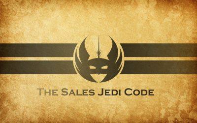 The Jedi Sales Code