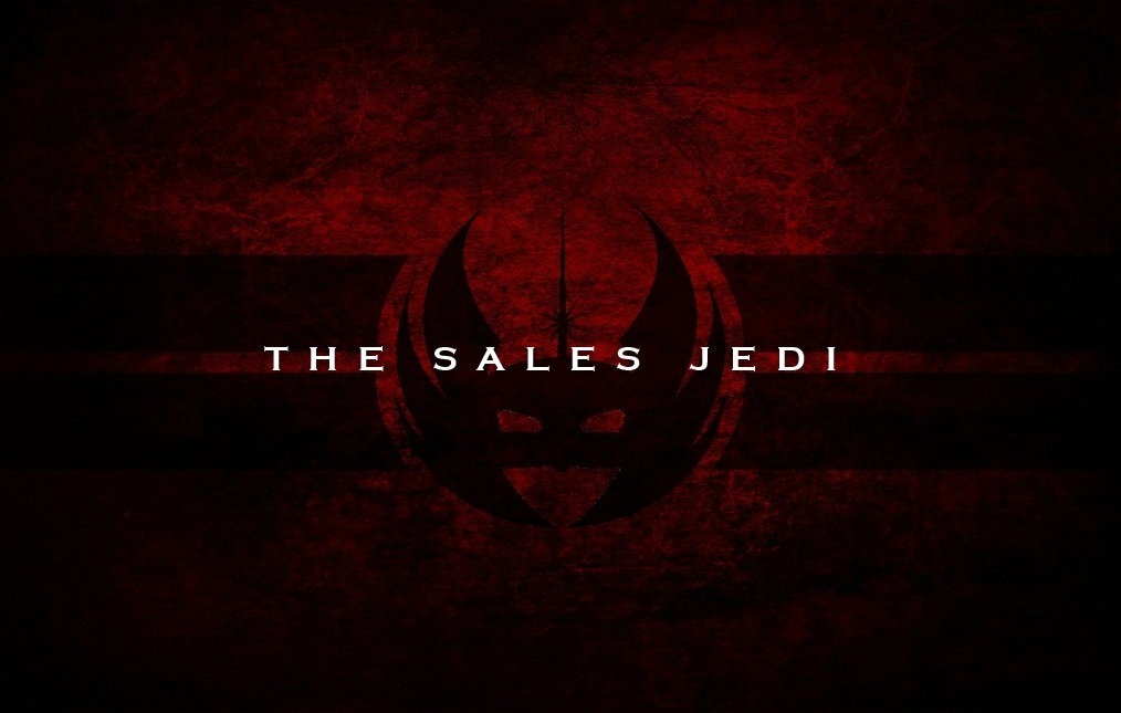 The Sales Jedi