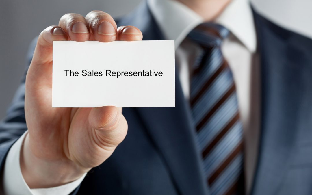 The Sales Representative